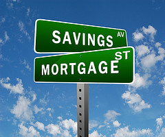 Mortgage & savings picture